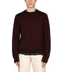 maison margiela anonymity of the lining sweater