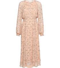 rebeccaiw dress jurk knielengte roze inwear