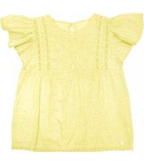 blusa be yourself amarillo ficcus