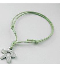 kwiat bransoletka