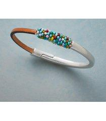 color coalition color bead bracelet