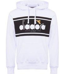 diadora white spectra hoodie 173794-c0013