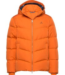 d1. the alta down jacket gevoerd jack oranje gant