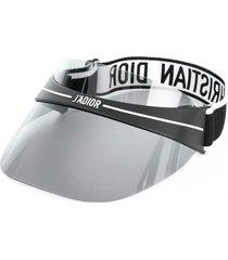 dior eyewear diorclub1 visor - black
