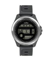 relógio condor masculino smartwatch - cokw05caa8c preto