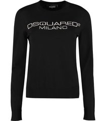dsquared2 virgin wool pullover