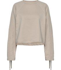 jenny sweater sweat-shirt trui beige blanche