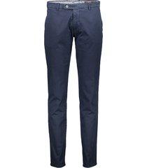 berwich pantalon sc slim navy blauw