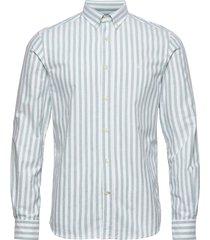 giles button down shirt overhemd casual groen morris