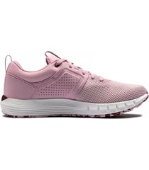 zapatillas training under armour hovr ctw mujer rosa
