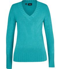 pullover (verde) - bpc bonprix collection