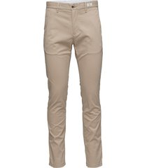 core denton straight chinos byxor beige tommy hilfiger