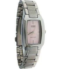 reloj casio dama modelo ltp 1165a-4c análogo original