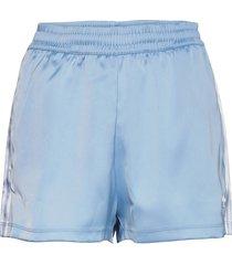 adicolor classics satin shorts w shorts flowy shorts/casual shorts blå adidas originals