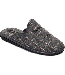 20153 slippers tofflor grå hush puppies