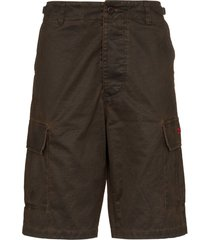 brown cargo shorts
