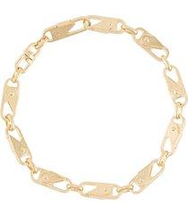 ambush sling snap bracelet - gold