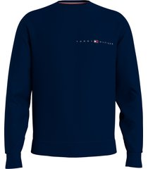 tommy hilfiger sweater essential tommy crew mw0mw17383/dw5