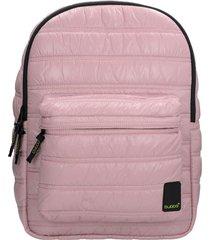 mochila classic reguar blush lila bubba bags