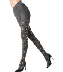 pretty kitties sweater women's tights