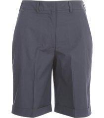seventy elastic shorts w/lapel