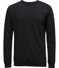 enno o-n ls 7057 sweat-shirt trui zwart samsøe & samsøe