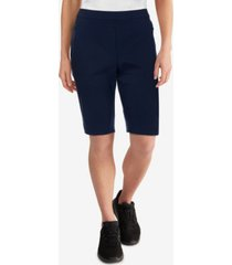 alfred dunner women's missy americana allure shorts