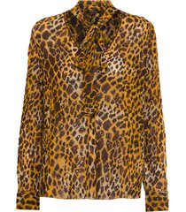 blusa feminina unique - animal print