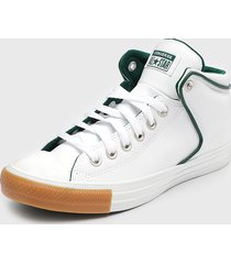 zapatilla urbana ctas high stree m blanco converse