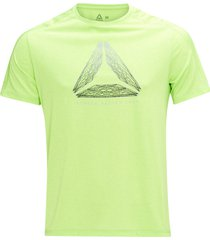 löpar-t-shirt running reflective move tee