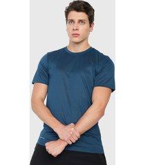 camiseta azul nike legend 2.0