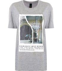 romance was born the golden promise #1 t-shirt - grey