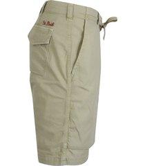 mc2 saint barth cargo short front pocket bermuda