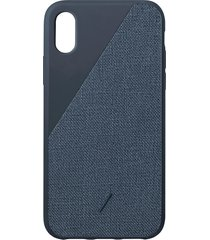 clic canvas iphone xs max case - navy