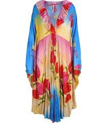 vetements vetements happiness pleated dress