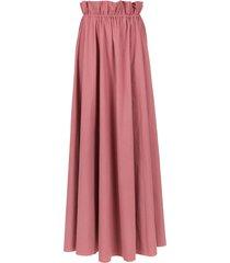 amir slama long skirt - pink