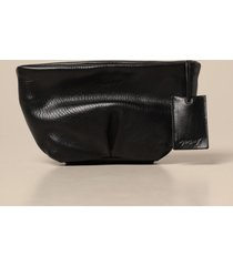 marsell crossbody bags marsèll small spinamino pouch in leather