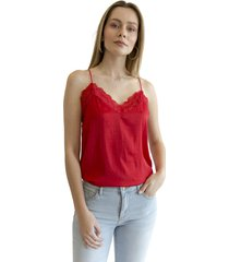 blusa ottawa rojo racaventura