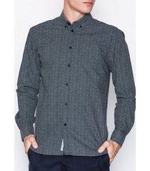 minimum walther 3215 skjortor navy