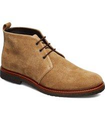 cast crepe chukka suede desert boots snörskor brun royal republiq