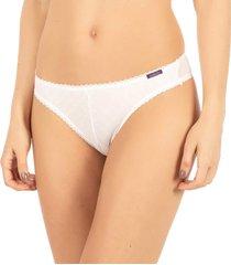 calcinha clássica algodão branca - 488.021 marcyn lingerie básica branco