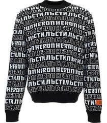 heron preston sweater
