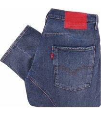 levi's engineered jeans 541 athletic taper jeans - pagan indigo denim 72779-0001