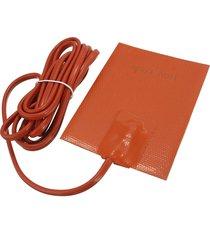 car engine heater oil pan tank heater 175w 110v pad heater 3m adhesive