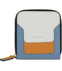 marni saffiano leather wallet