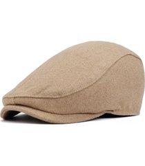 cappello da visiera flessibile da viaggio per uomo
