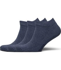 true sneaker sock ankelstrumpor korta strumpor blå amanda christensen