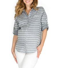 women's nom maternity sadie maternity/nursing shirt