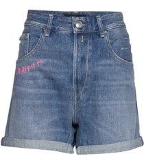 shorts shorts denim shorts blå replay