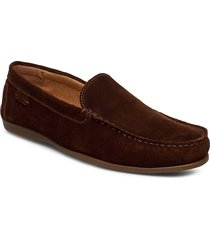 plain driving loafer sde shoes business loafers brun marstrand